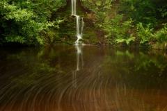 North Downs Waterfall