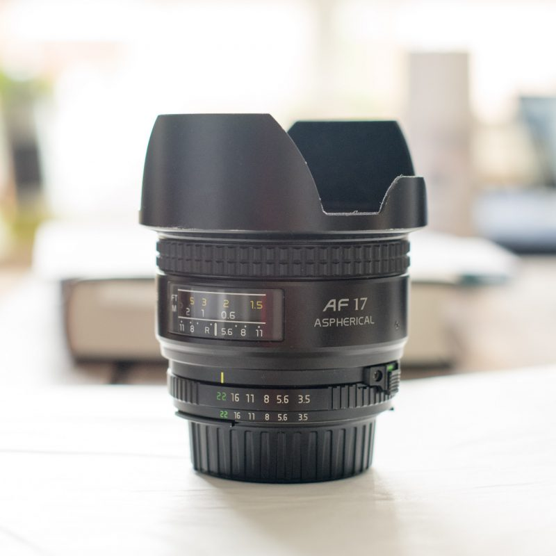 Tokina 17mm f/3.5 AT-X Pro