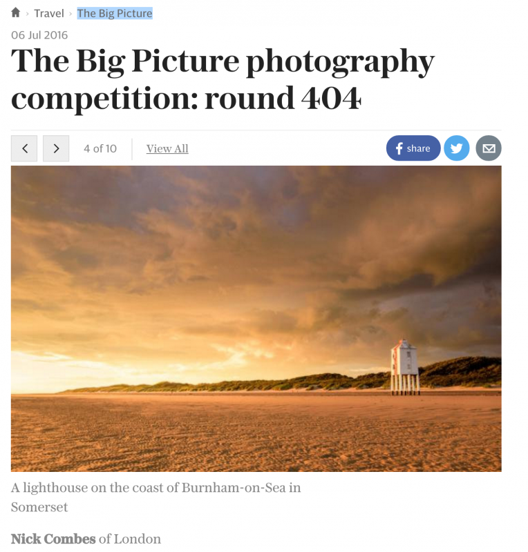 The Big Picture, Daily Telegraph