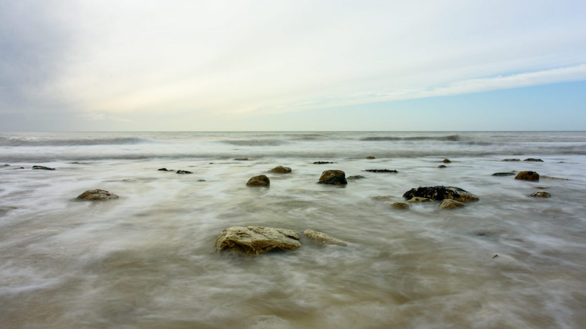 Birling Gap Seas, Seascape