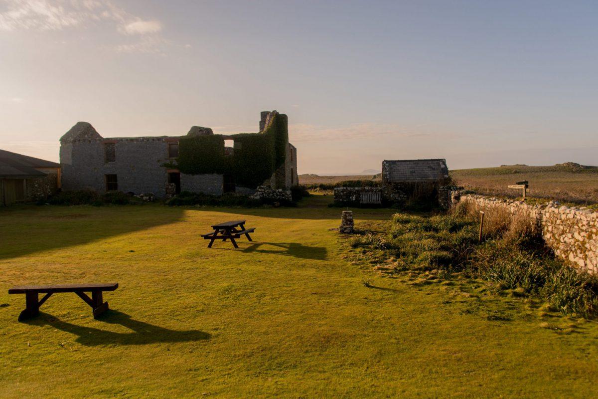 Skomer Island Farm House, Skomer Island