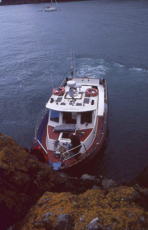 Dale Princess Skomer Island